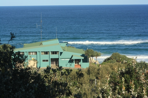 View from Whale Watch Resort Apartment 40 Stradbroke Island