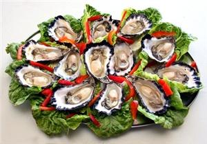 Straddie Wild Rock Oysters